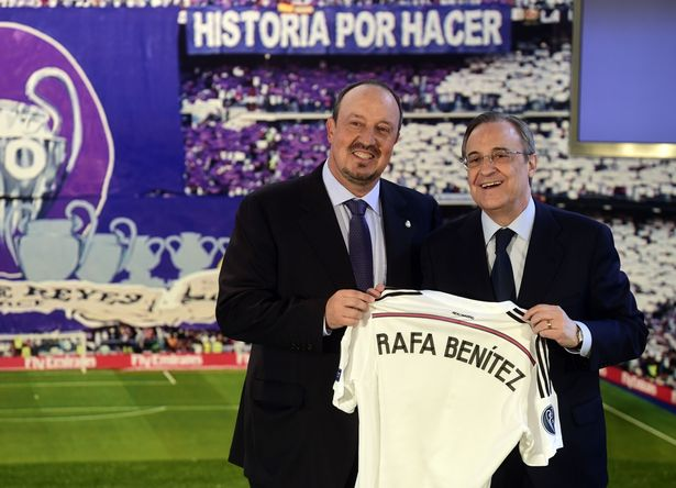 Rafa-Benitez-Unveiled-at-Real-Madrid